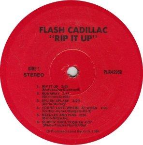 FLASH CADILLAC - RIP IT UP A (1)