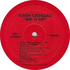 FLASH CADILLAC - RIP IT UP A (2)
