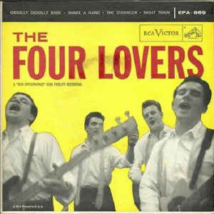 FOUR LOVERS 01