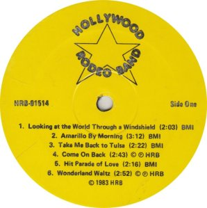HOLLYWOOD RODEO BAND - 1514a (1)