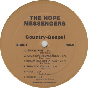 HOPE MESSENGERS - STARTSONGa (1)