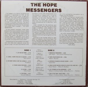 HOPE MESSENGERS - STARTSONGa (4)