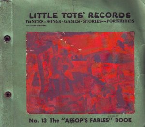 M-1935-11 B2 7 INCH ALBUM HOLDER FOUR DISKS