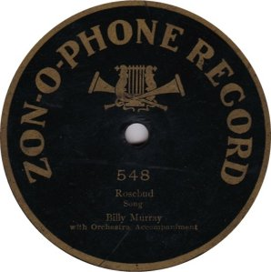 MURRAY BILLY - 1906 548