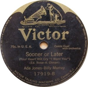 MURRAY BILLY - 1915 17919 A