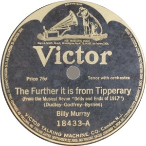 MURRAY BILLY - 1918 18433