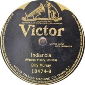 MURRAY BILLY - 1918 18474