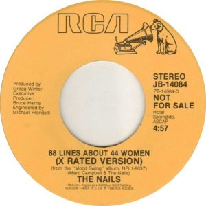 NAILS - RCA 14084 04-85 DJ B