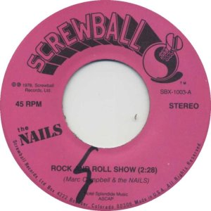 NAILS - SCREWBALL C