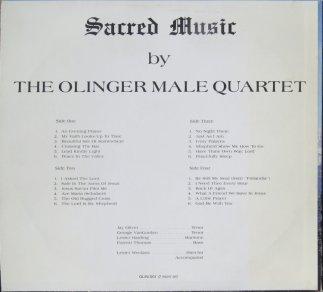 OLINGER QUARTET - OLIN 1 A (6)