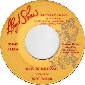 PARKES TONY 225 A