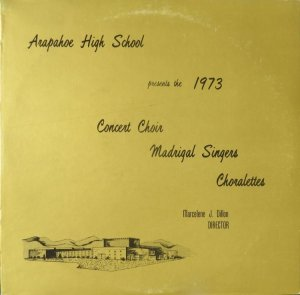 SCHOOL - ARAPAHOE HIGH - AUDICOM 5777 A (3)