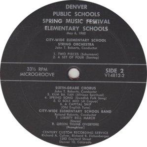 SCHOOL - DENVER PUBLIC - CENTURY 14812 A (2)