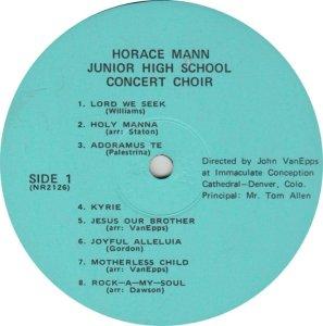 SCHOOL - HORACE MANN - NR 2126 A (1)