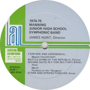 SCHOOL - MANNING JR HIGH - AUDICOM 8040 A (1)