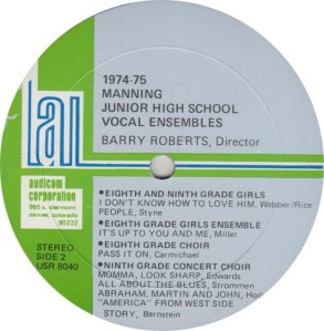 SCHOOL - MANNING JR HIGH - AUDICOM 8040 A (2)