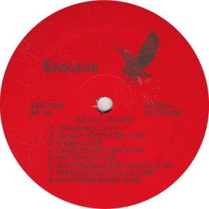 TOMSIC FRANK - EAGLEAR 90-85 REC AA (2)