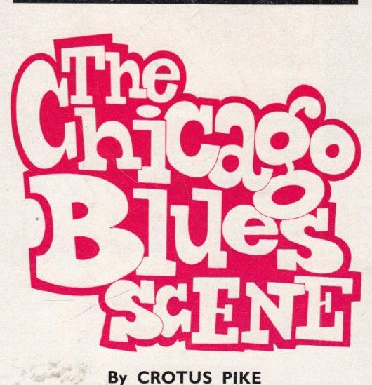 1966 BLUES SCENE