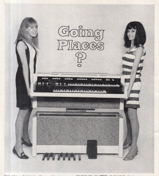 1966 GOING PLACES