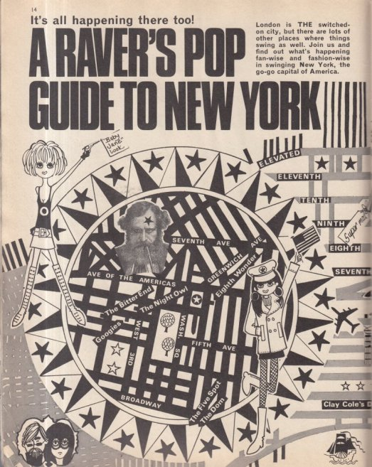 1966 RAVERS NEW YORK
