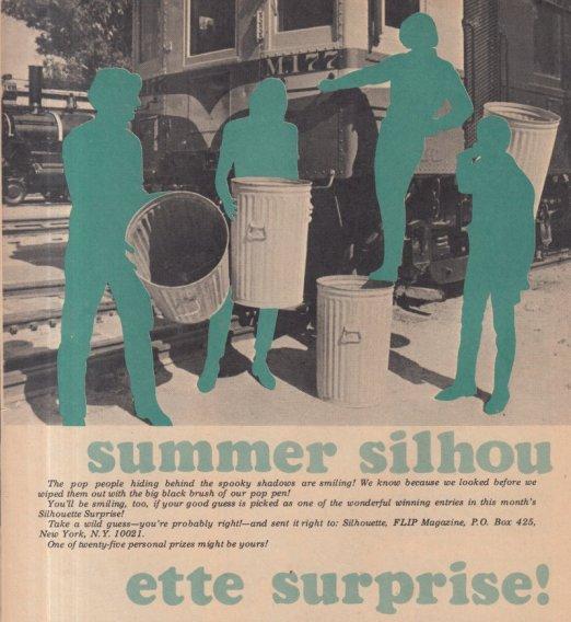 1966 SUMMER SILHOU