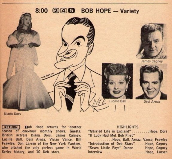 ENT - 1956 ENTERTAINERS