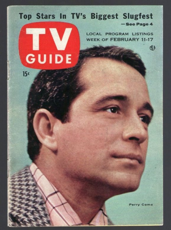 ENT - 1956 PERRY COMO