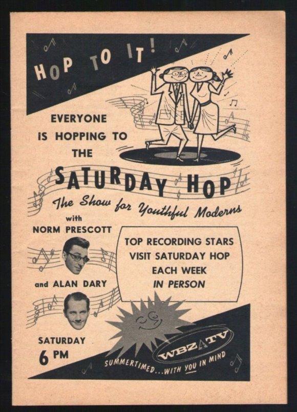 ENT - 1956 SAT HOP