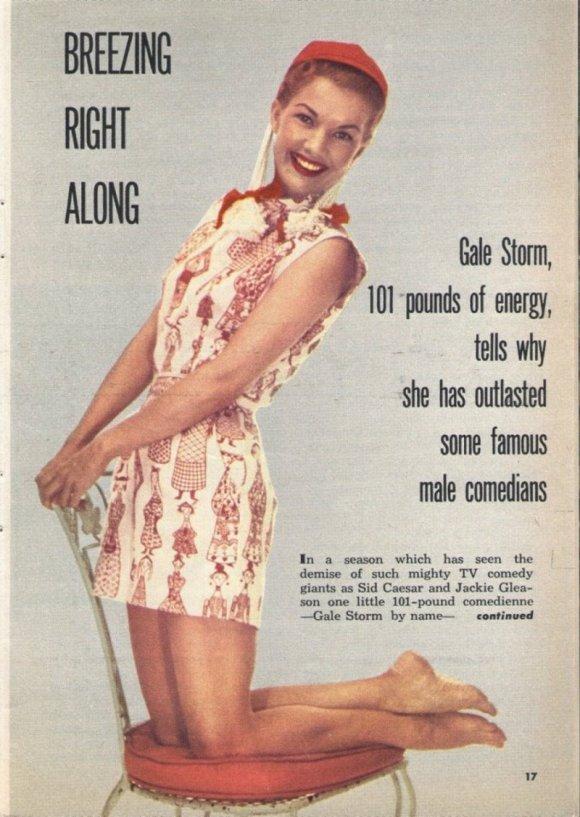 ENT - 1957 GALE STORM