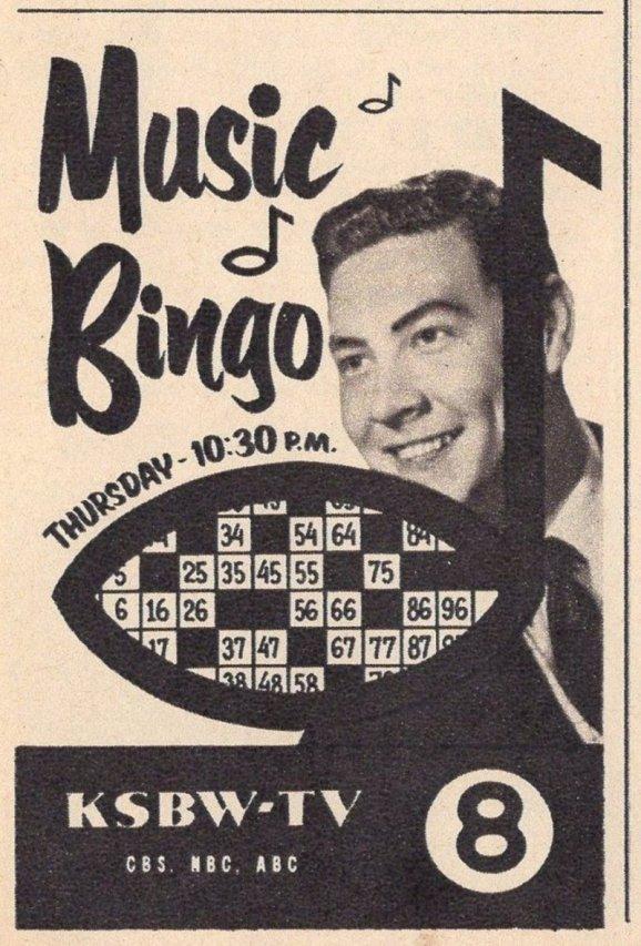 ENT - 1958 BINGO