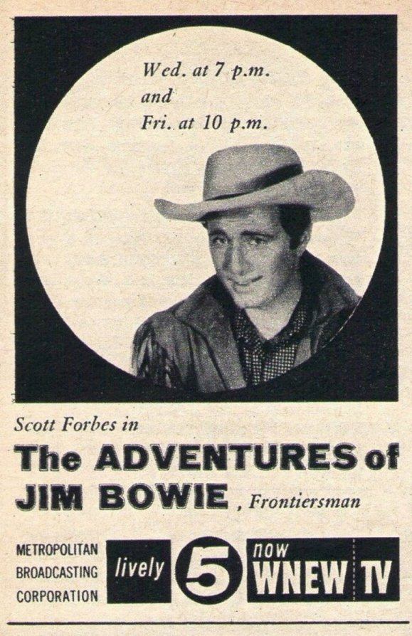 ENT - 1958 BOWIE