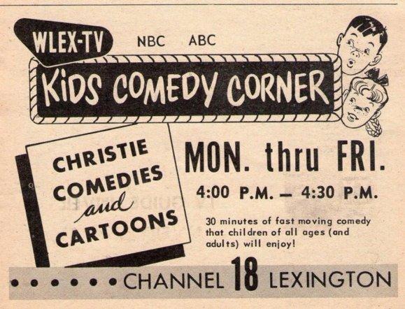 ENT - 1958 KIDS CORNER
