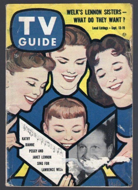 ENT - 1958 LENNONS SISTERS 2
