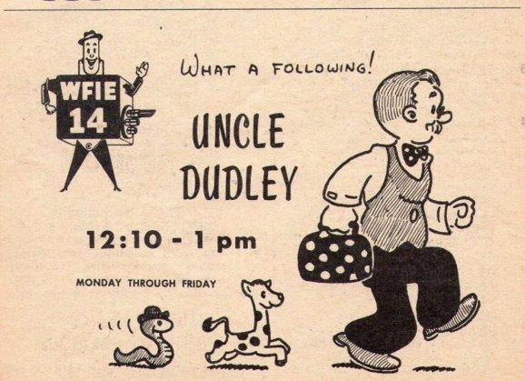 ENT - 1958 UNCLE DUDDLEY