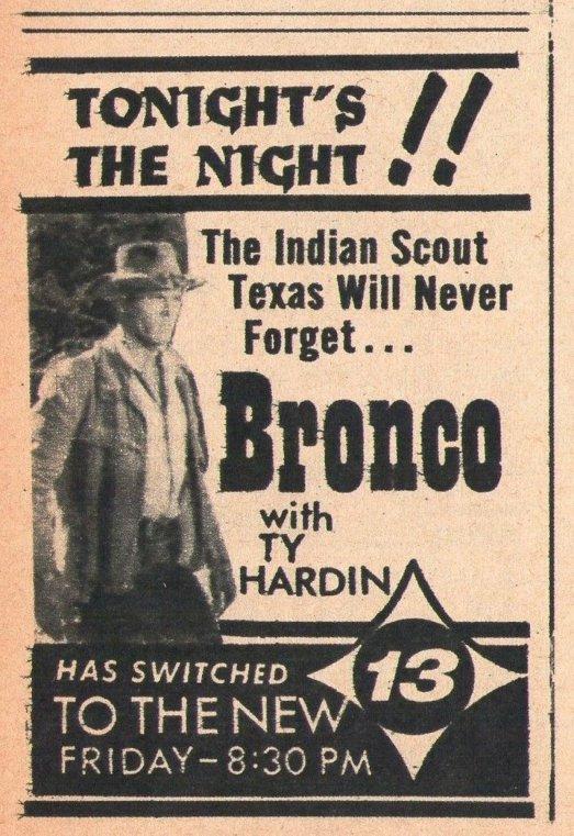 ENT - 1962 BRONCO