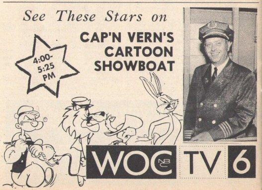 ENT - 1963 CAP VERN