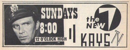 ENT - 1964 12 O CLOCK HIGH