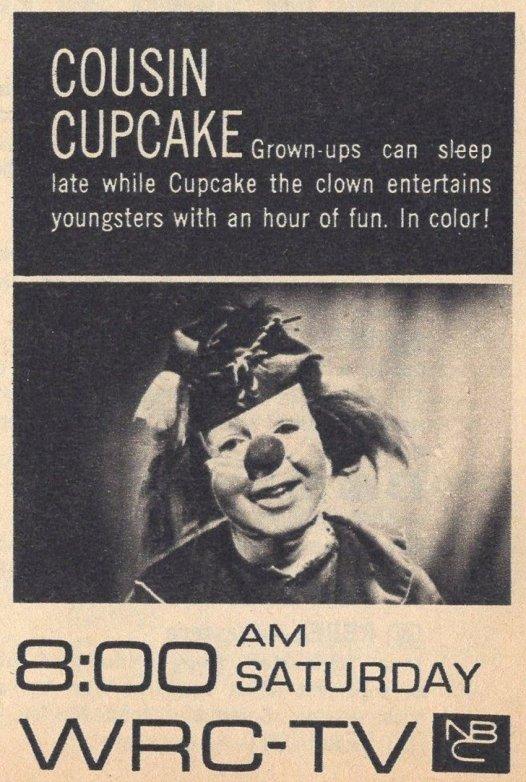 ENT - 1965 COUSIN CUPCAKE