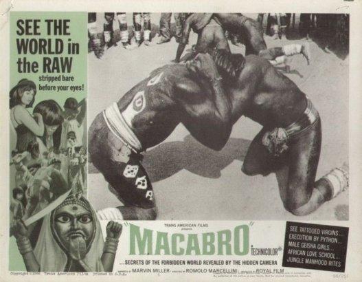 ENT - 1966 MACABRO