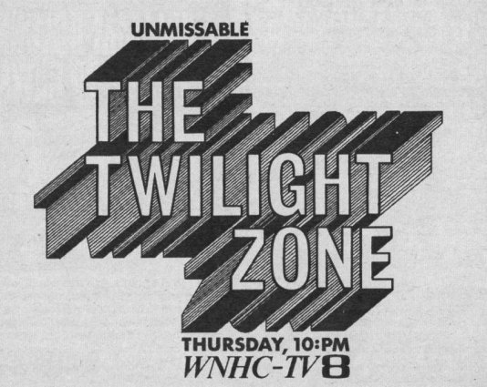 ENT - 1967 TWIGHLIGHT ZONE