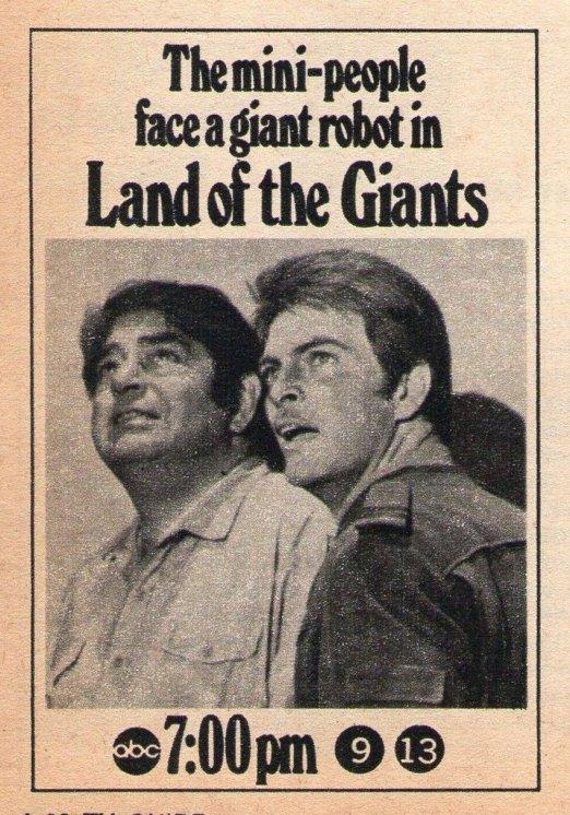 ENT - 1969 GIANTS