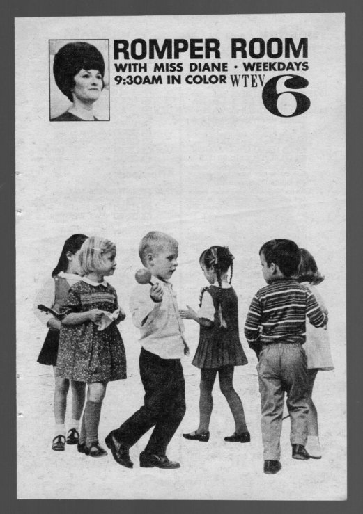 ENT - 1969 ROMPER ROOM