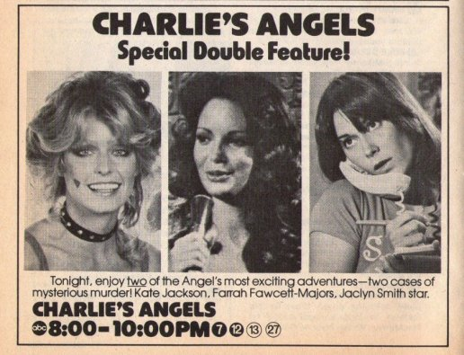 ENT - 1977 CHARLIES ANGELS