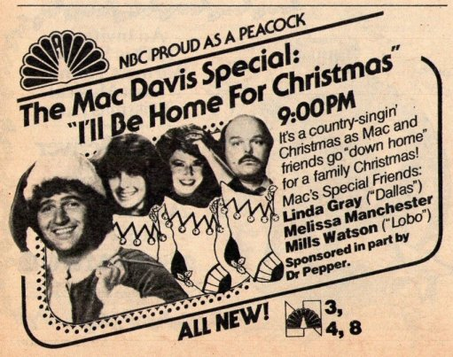 ENT - 1983 MAC DAVIS