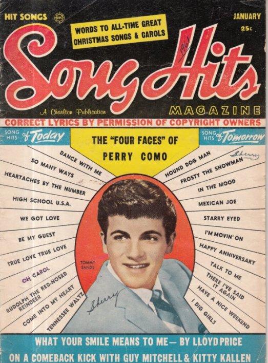 1960 01 - SONG HITS