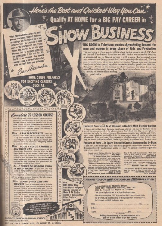 1960 03 SHOW BUSINESS