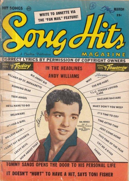1960 03 SONG HITS