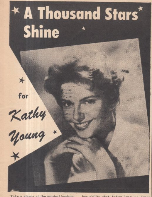 1961 KATHY YOUNG