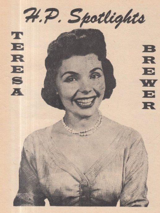 1961 TERESA BREWER