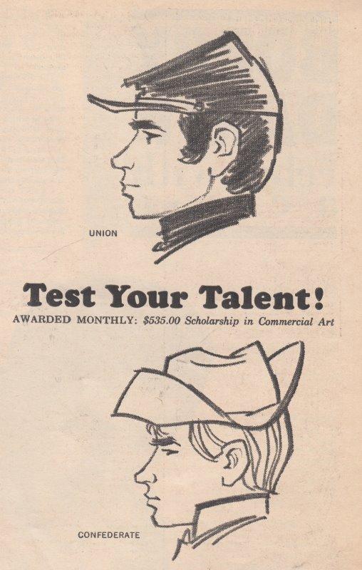 1962 04 TEST TALENT